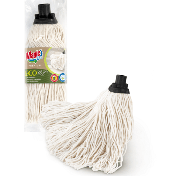 Бърсалка Magic Clean Eco Cotton Mop, въже