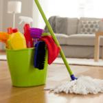 Бърсалка Magic Clean Eco Cotton Mop, въже