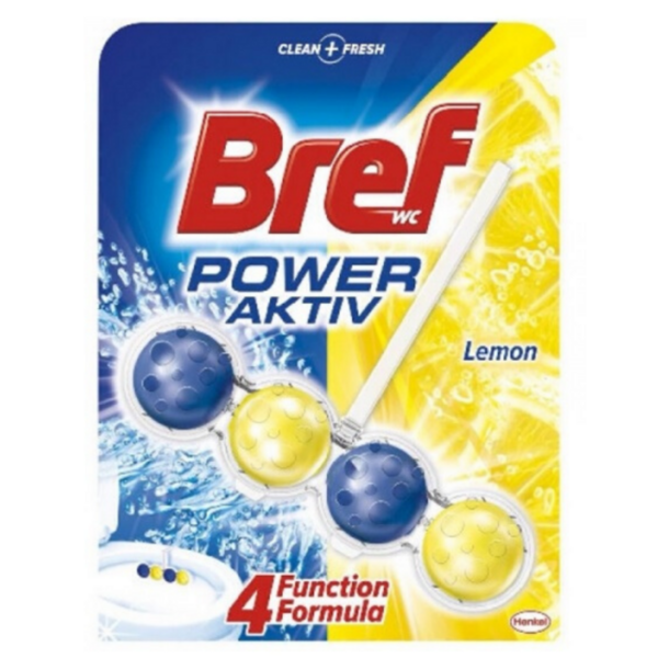 Ароматизатор Bref Power Activ Lemon, 50 гр