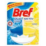 Ароматизатор Bref Duo Active Lemon WC, 50 гр