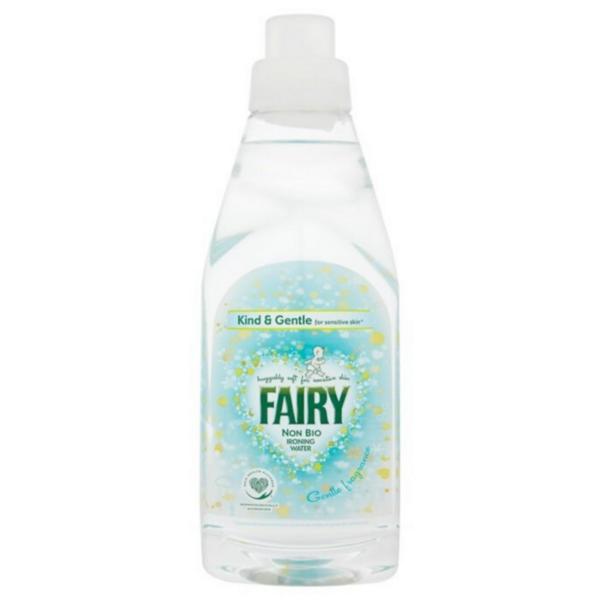 Вода за ютия Fairy Non Bio, 1 литър