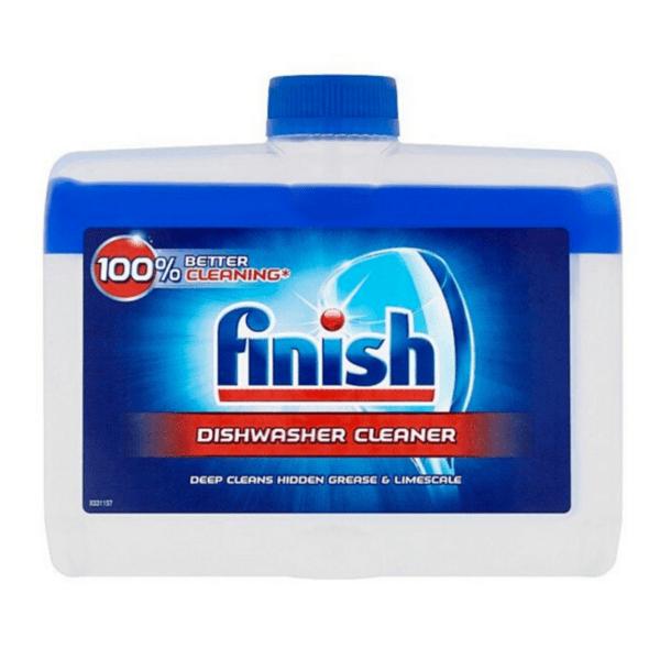 Препарат Finish Dual Cleaning за почистване на миялна машина 250 мл