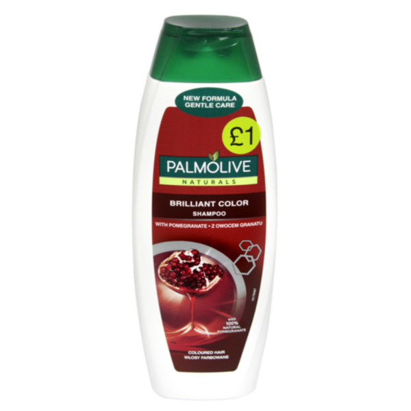Шампоан Palmolive Brilliant Colour, 350 мл