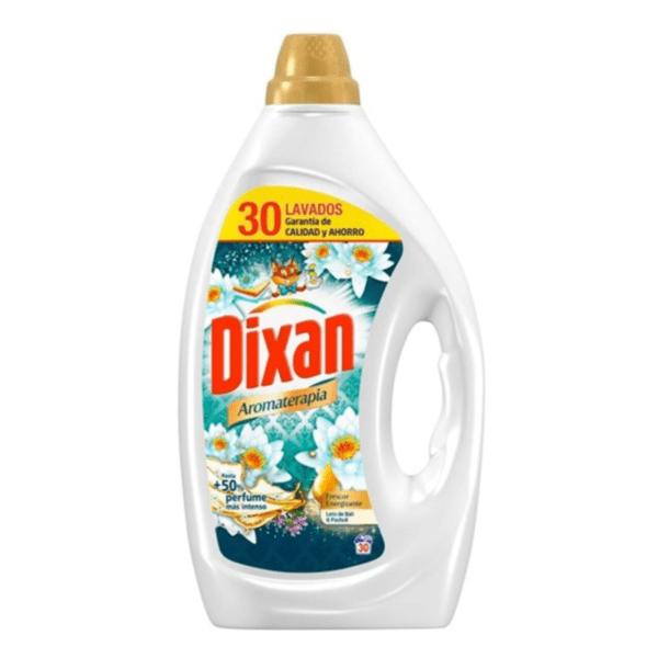 Течен перилен препарат Dixan Aromaterapia Bali, 1,5 л, 30 пранета