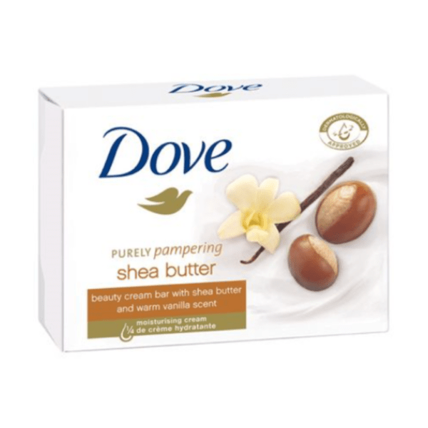 Крем сапун Dove Shea Butter, 100 гр