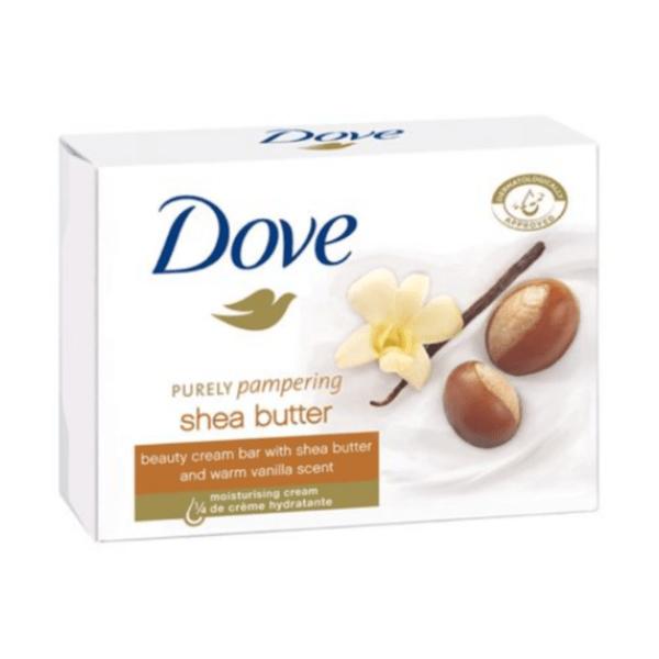 Крем сапун Dove Shea Butter, 100 гр