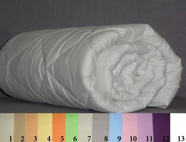 Олекотена завивка -бял