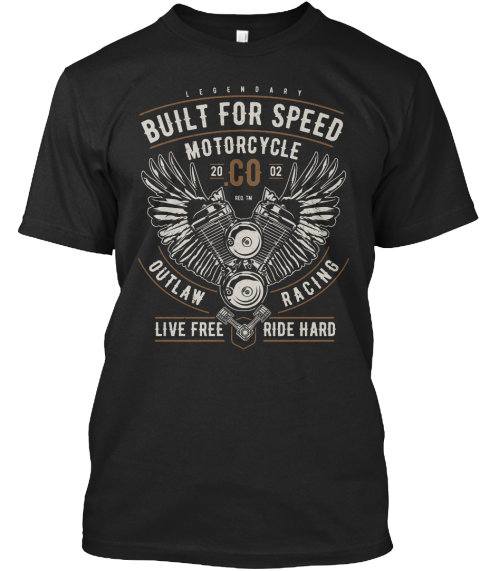 Built For Speed Motorcycle