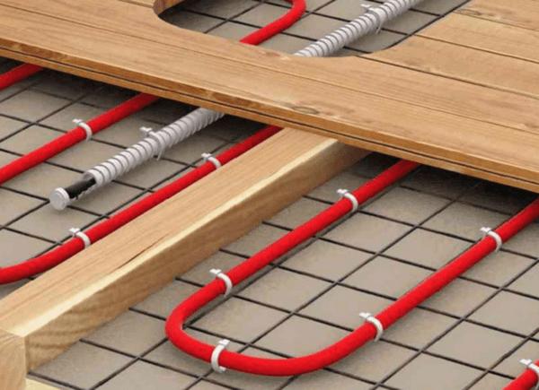 Подходящи настилки за подово отопление. Част 2