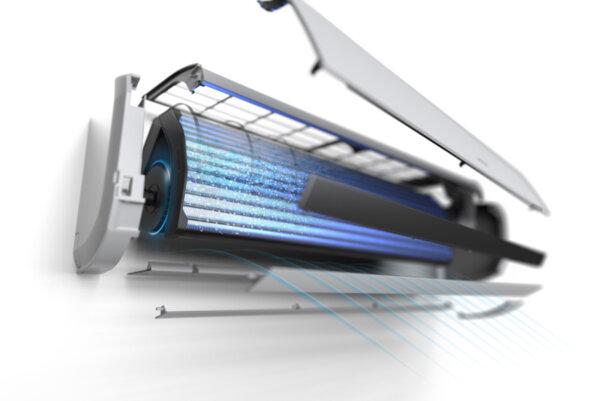 Чист въздух с технологията FrostWash от Hitachi