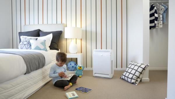 Какво представлява уредът за пречистване на въздуха и за какво служи?