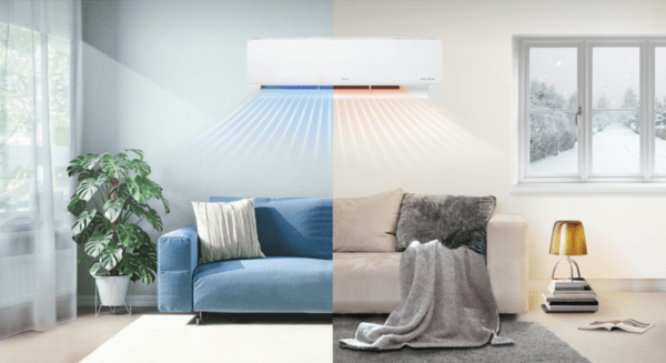 Как да настроим климатика в режим отопление и режим охлаждане