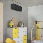 Инверторен климатик Daikin FTXA20BB/RXA20A, BLACK STYLISH, 7000 BTU