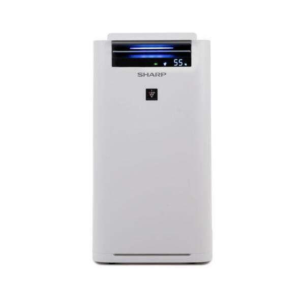 Овлажняващ пречиствател на въздух Sharp KC-G60EUW, Plasmacluster