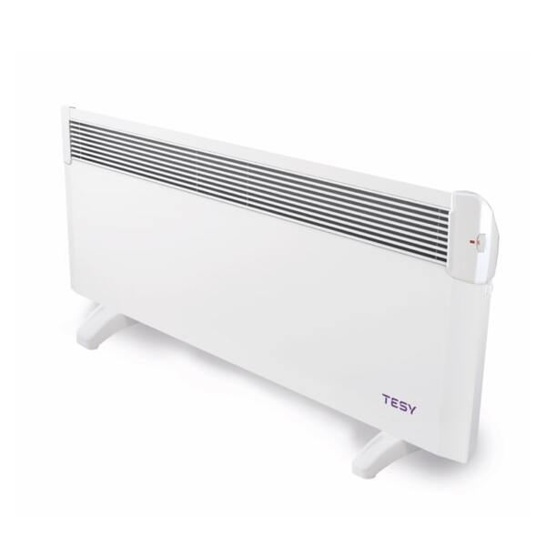 Конвектор Tesy CN 04 150 MIS F, 1500W, Механичен термостат