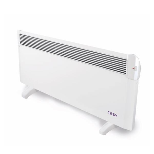 Конвектор Tesy CN 04 250 MIS F, 2500W, Механичен термостат