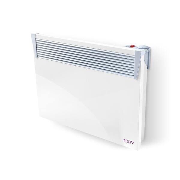 Конвектор Tesy CN 03 200 EIS W, 2000W, Електронен термостат