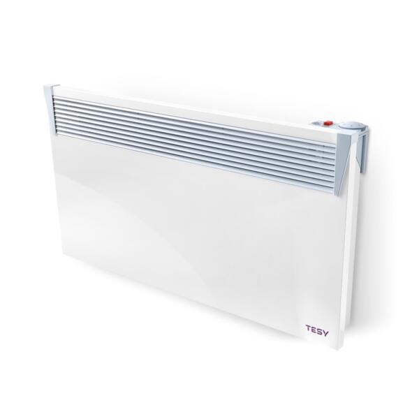 Конвектор Tesy CN 03 250 EIS W, 2500W, Електронен термостат