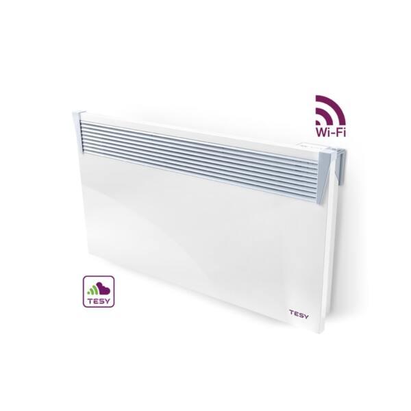Конвектор Tesy CN 03 200 EIS CLOUD W, 2000W, WiFi управление, Електронен термостат