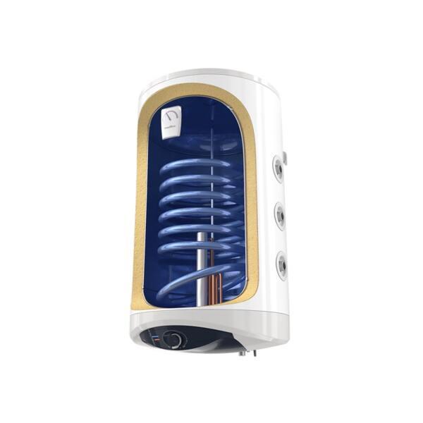 Електрически бойлер Tesy ModEco GCV9S 100 47 20 C21 TSRCP, 100 л, Вертикален монтаж, Серпентина, 2000W