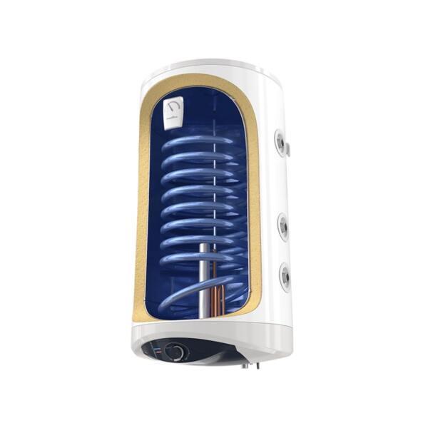 Електрически бойлер Tesy ModEco GCV9S 150 47 20 C21 TSRCP, 150 л, Вертикален монтаж, Серпентина, 2000W