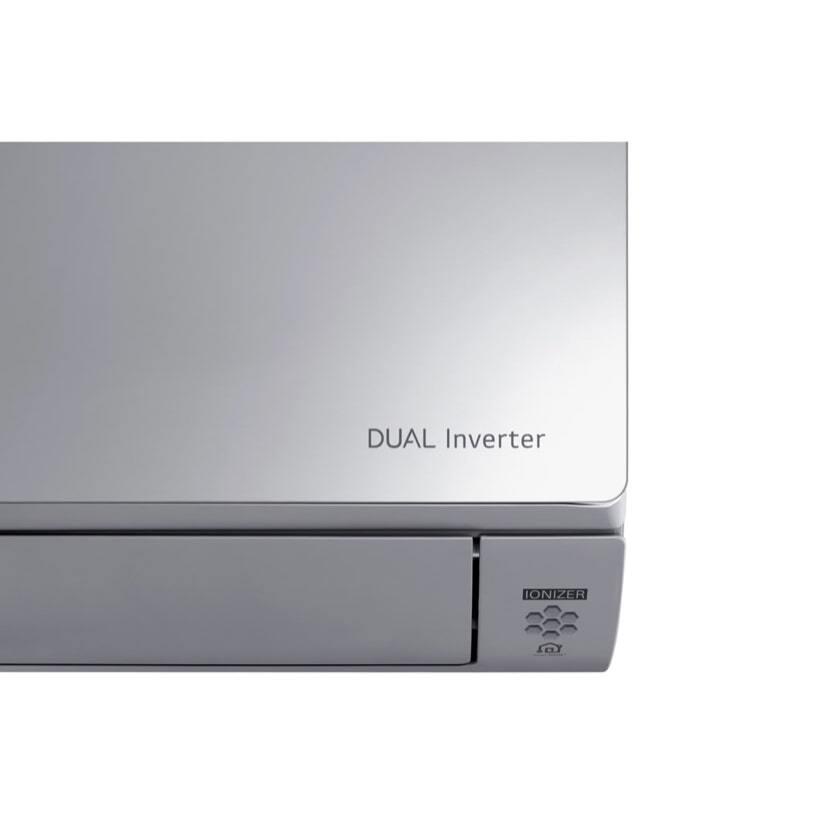 Инверторен климатик LG AC09SQ NSJ/AC09BQ UA3 ARTCOOL SILVER, 9000 BTU