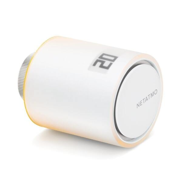 Netatmo Smart Radiator Valve умна радиаторна термоглава
