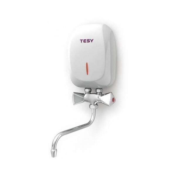 Проточен бойлер Tesy IWH 50 X02 KI, 5.0 kW с батерия