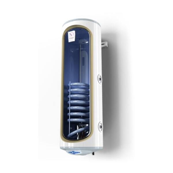 Електрически бойлер Tesy BiLight Slim GCVS 80 38 30 B11 TSRP, 80 л, Вертикален монтаж, Серпентина, 3000W