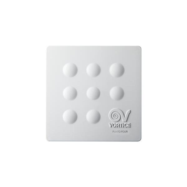 Вентилатор за баня Vortice MFO 100/4,  Диаметър ∅100