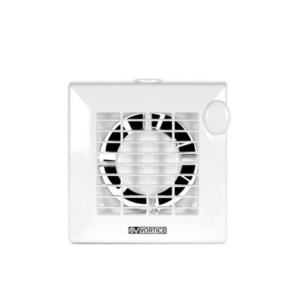 Вентилатор за баня Vortice M 100/4,  Диаметър ∅100