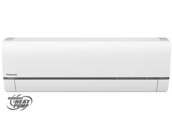 Инверторен климатик Panasonic CS-NE12NKE/CU-NE12VKE, NORDIC, 12000 BTU