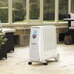 Електрически радиатор Dimplex Cadiz 2000W, Дистанционно управление-Copy