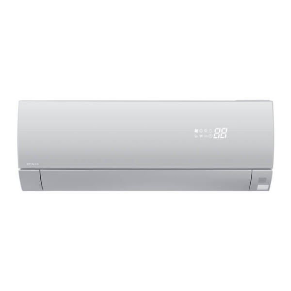 Хиперинверторен климатик Hitachi RAK35PSES/RAC35WSE, SILVER SHIROKUMA, 12000 BTU