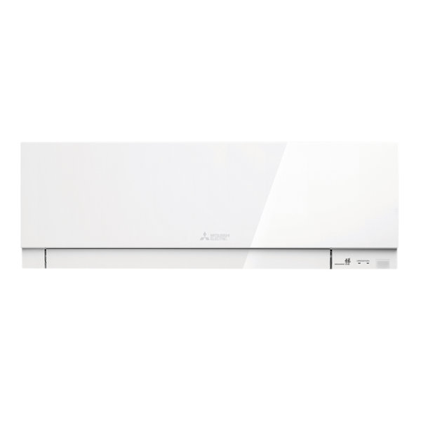 Инверторен климатик Mitsubishi Electric MSZ-EF25VGW/MUZ-EF25VG, KIRIGAMINE ZEN WHITE, 9000 BTU