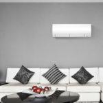 Хиперинверторен климатик Mitsubishi Electric MSZ-FH25VE/MUZ-FH25VE, ZUBADAN, 9000 BTU, Клас A+++