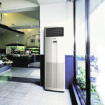 Колонен климатик Daikin FVA125A/RZASG125MY1, 3-фазен, 42000 BTU