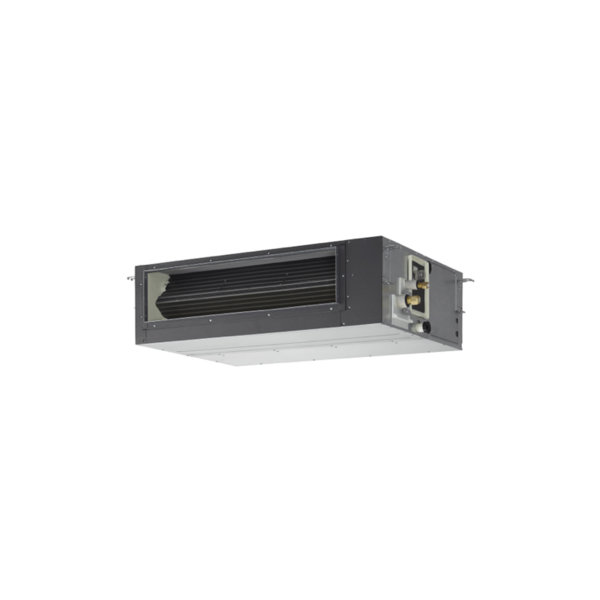 Канален климатик Panasonic S-125PN1E5B/U-125PZ2E8, Нисък напор, 3-фазен 42000 BTU