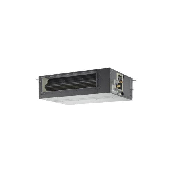 Канален климатик Panasonic S-140PN1E5B/U-140PZ2E8, Нисък напор, 3-фазен 48000 BTU