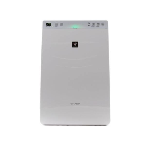 Овлажняващ пречиствател на въздух Sharp KC-F32EUW, Plasmacluster
