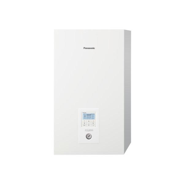 Термопомпа Panasonic Aquarea T-CAP WH-SQC09H3E8/WH-UQ09HE8, 9.0 kW, отопление, охлаждане и БГВ