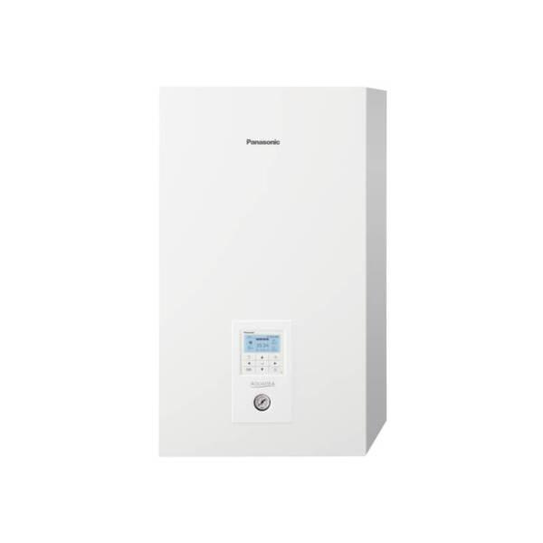 Термопомпа Panasonic Aquarea T-CAP WH-SQC16H9E8/WH-UQ16HE8, 16.0 kW, отопление, охлаждане и БГВ