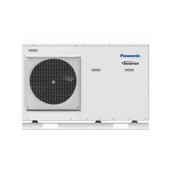 Термопомпа Panasonic Aquarea WH-MDC07H3E5, 7.0 kW, отопление, охлаждане и БГВ