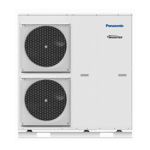 Термопомпа Panasonic Aquarea T-CAP WH-MXC12H6E5, 12.0 kW, отопление, охлаждане и БГВ