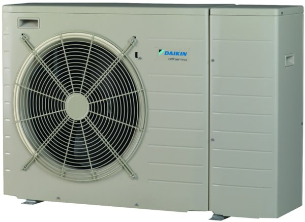 Термопомпа Daikin Altherma EBLQ05CV3, 5.0 kW, отопление, охлаждане и БГВ