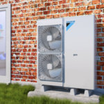 Термопомпа Daikin Altherma EBLQ011C3V3, 11.0 kW, отопление, охлаждане и БГВ