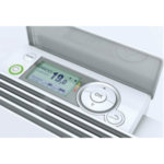 Лъчист конвектор Atlantic Tatou Digital IO 2000W, Електронен термостат