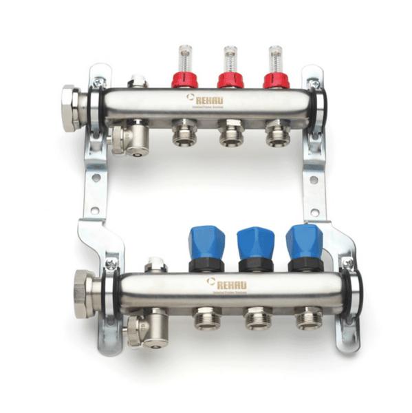 Колектор за подово отопление Rehau HKV-D AG