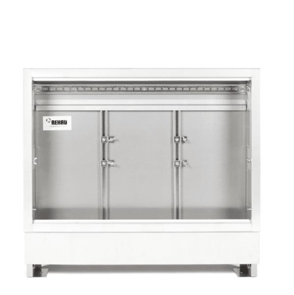 Колекторна кутия за открит монтаж Rehau AP