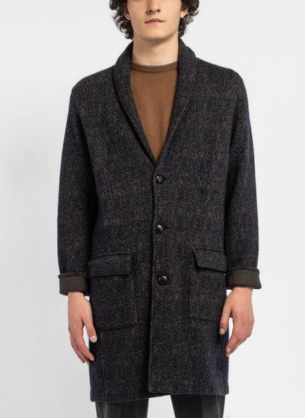 Едноредно палто